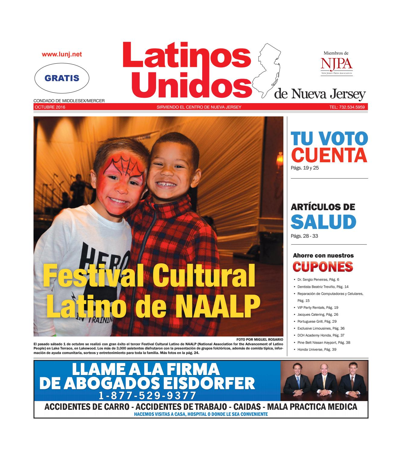 MiddlesexMercer OCT 2016 by Latinos Unidos de NJ - issuu