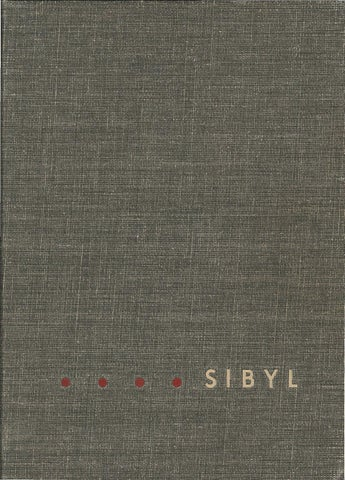 e37e88007d0 Sibyl 1960 by Otterbein University - issuu
