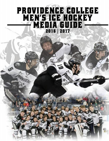 5a1475600 2016 17 Providence College Hockey Guide by Providence College - issuu