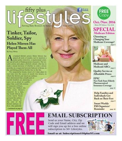 50 plus lifestyles magazine