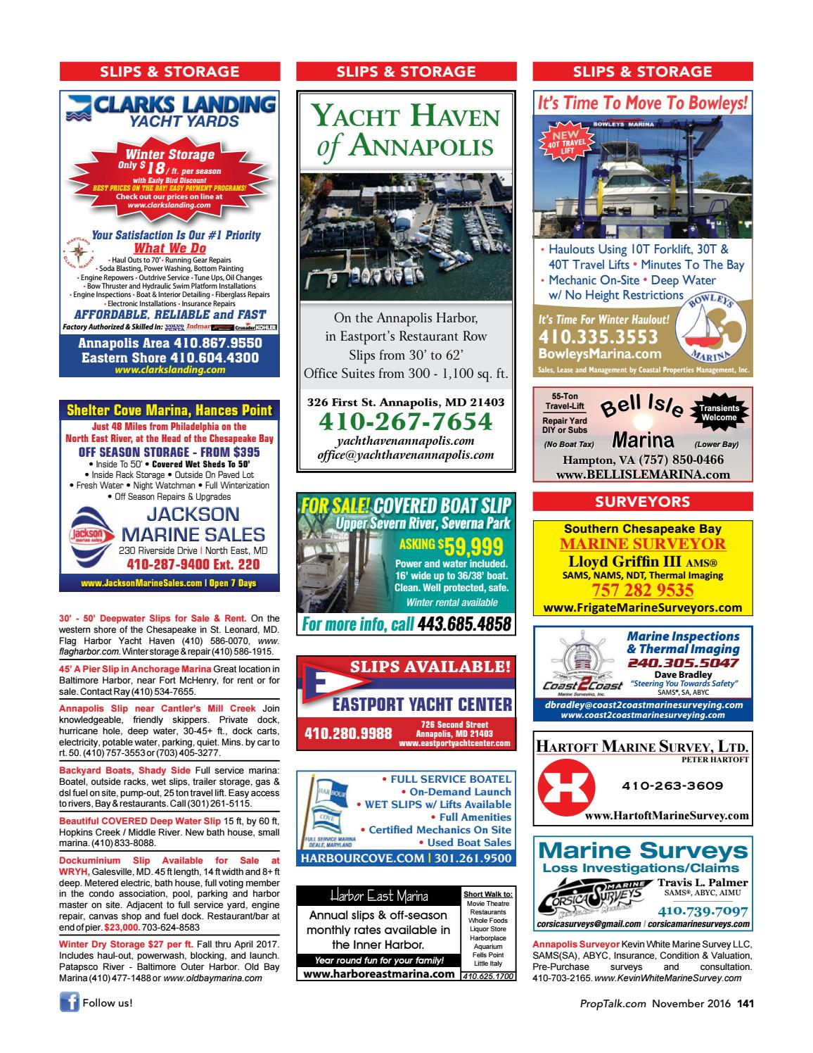 proptalk magazine november 2016 by spinsheet publishing company