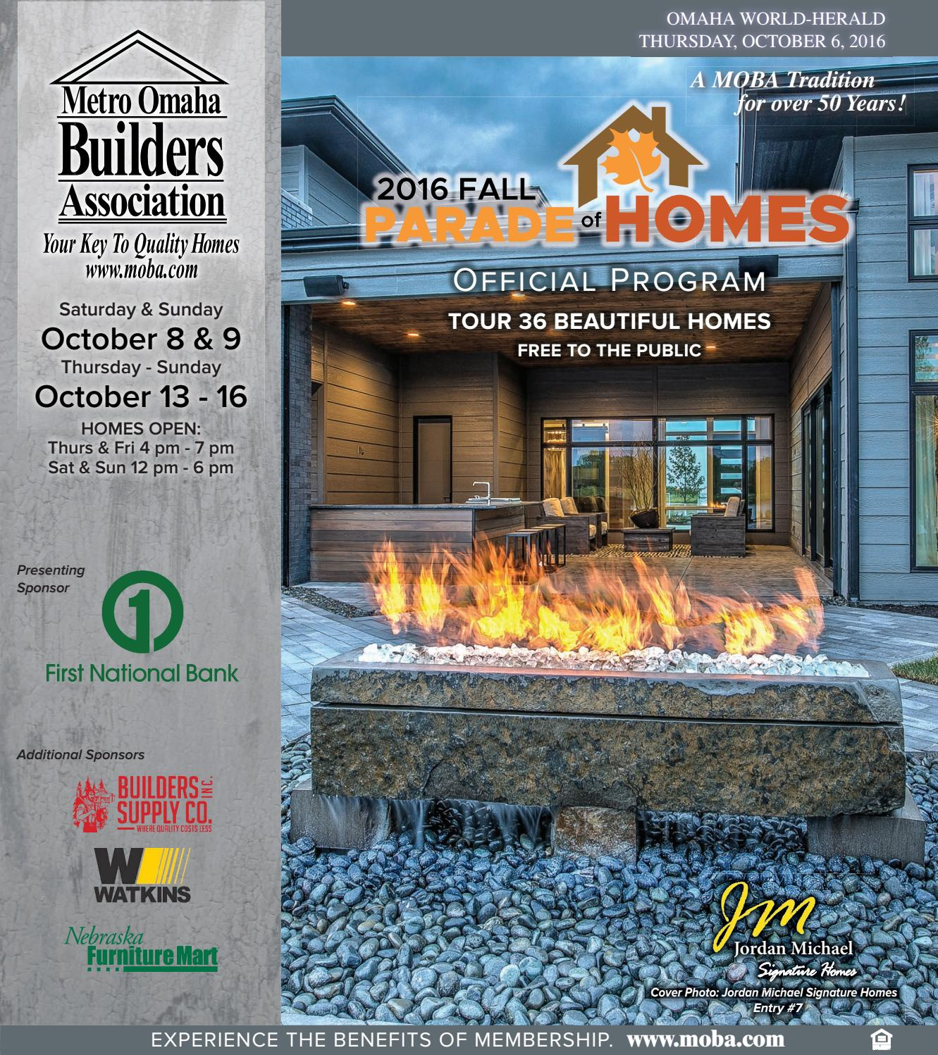 2016 fall parade of homes by omaha world herald issuu