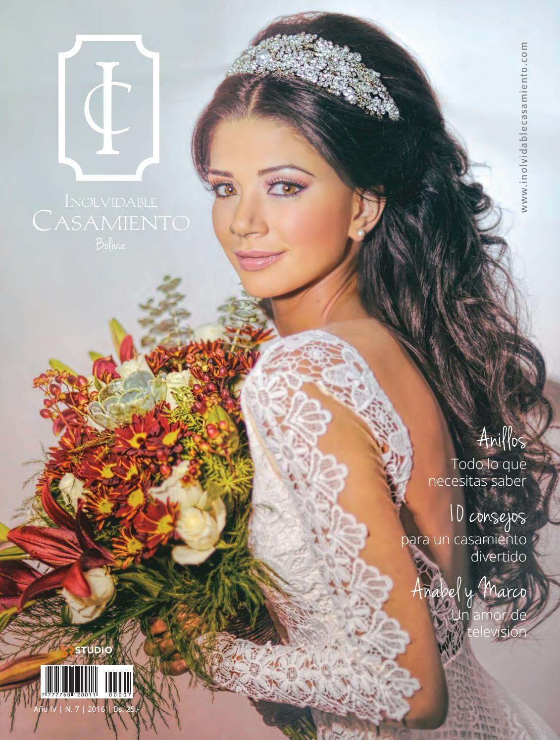 04c7c7a3ba Inolvidable Casamiento 07 by Inolvidable Casamiento Bolívia - issuu