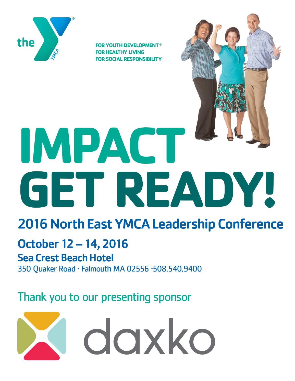 Leadership conference program by YMCA SOUTHCOAST - issuu