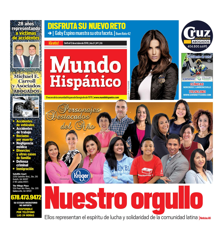 Nuestro orgullo by MUNDO HISPANICO - issuu