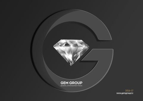 GEM GROUP / 2016-17 by Yasaman Mansouri - issuu
