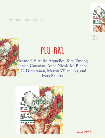 Plural Issue 05 - October 2016 by PLURAL - issuu