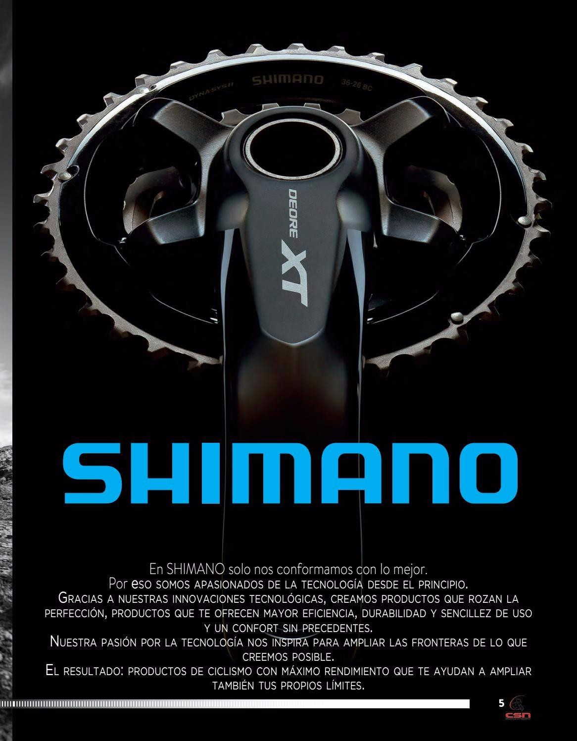 Catalogo shimano 2017 by mtb vco com issuu for Catalogo bricoman elmas 2017