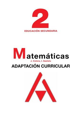 Matemáticas 2 eso anaya by IVAN HEREDIA PLANAS - issuu