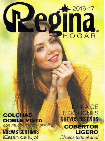 Catalogo regina hogar 2016 2017 by catalogos por internet for Catalogo bricoman elmas 2017