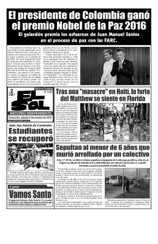 El galardón premia los esfuerzos de Juan Manuel Santos en el proceso de paz  con las FARC. El presidente de Colombia 8db841dcc13d2