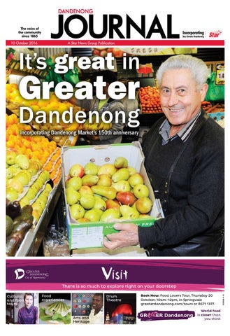 Dandenong Journal Star - 10th October 2016 by Star News Group - issuu fb7c044db903