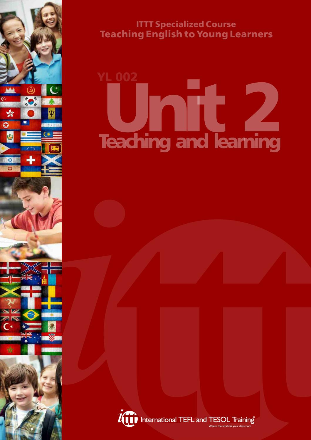 tefl unit 2 Chicago tefl tesol class: 190 hour certification  length of tefl tesol  class: 4 weeks, monday – friday  unit 2: the teaching and learning of esl.