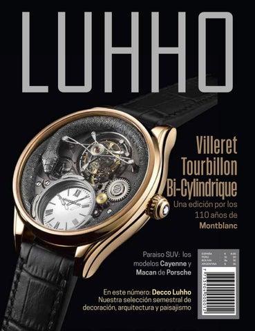 0d36d6cd90d0 Revista Luhho Cuadragésima Novena Edición by Revista Luhho - issuu