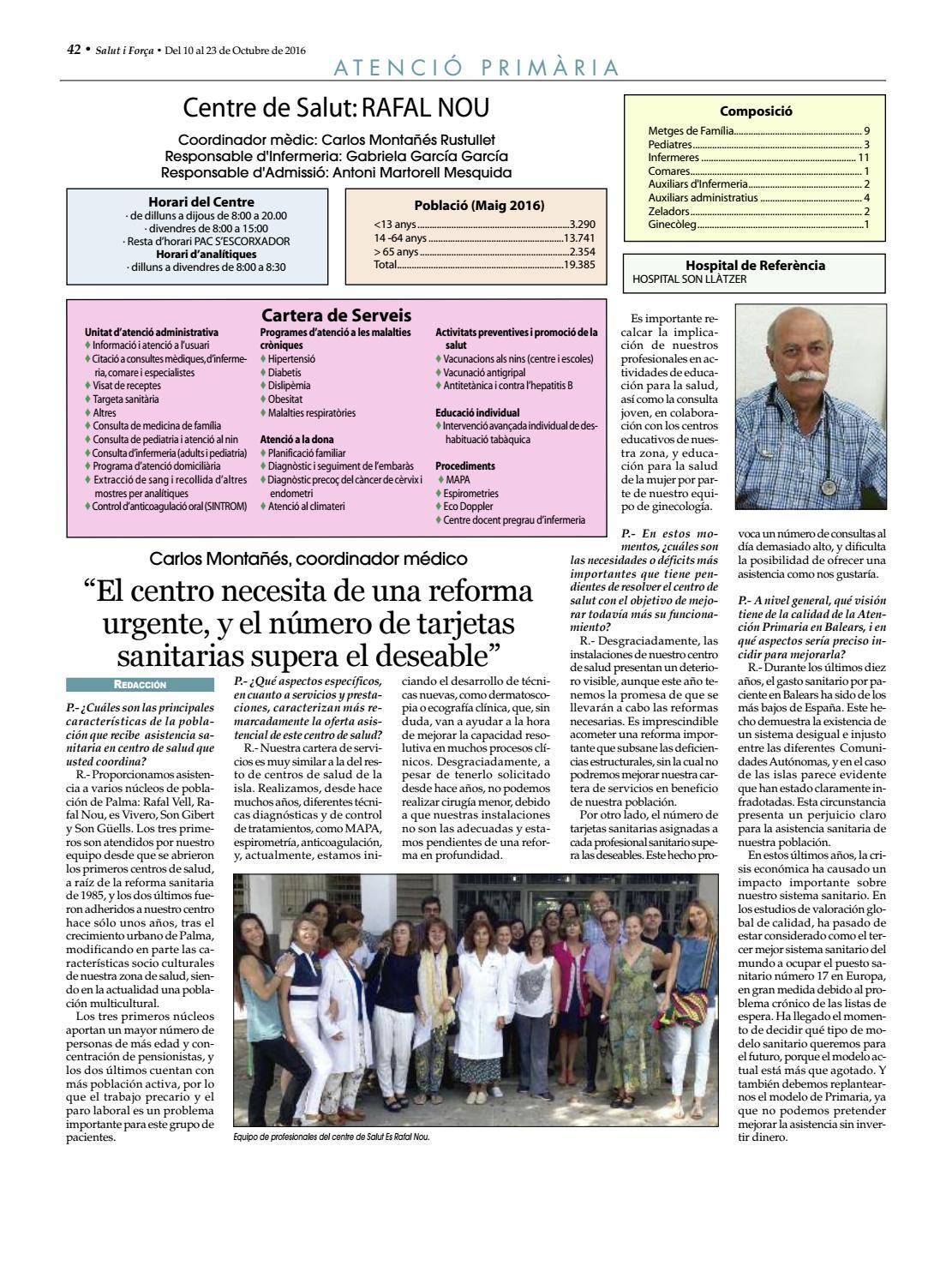 330 Salut i Forca Baleares by Salud Ediciones - issuu