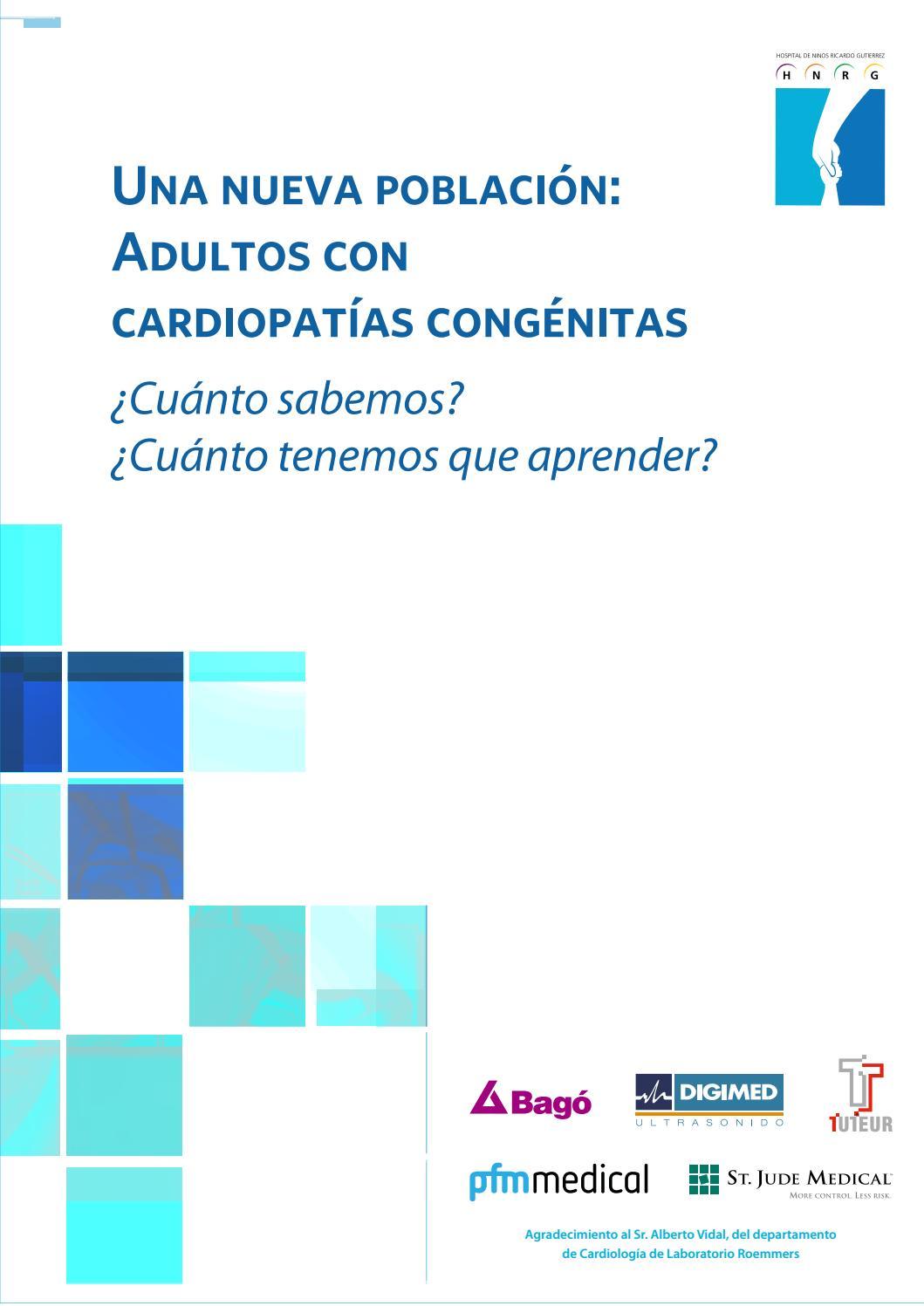 Revista de Cardiopatías Congénitas del Adulto. GUTI-GUCH by ...