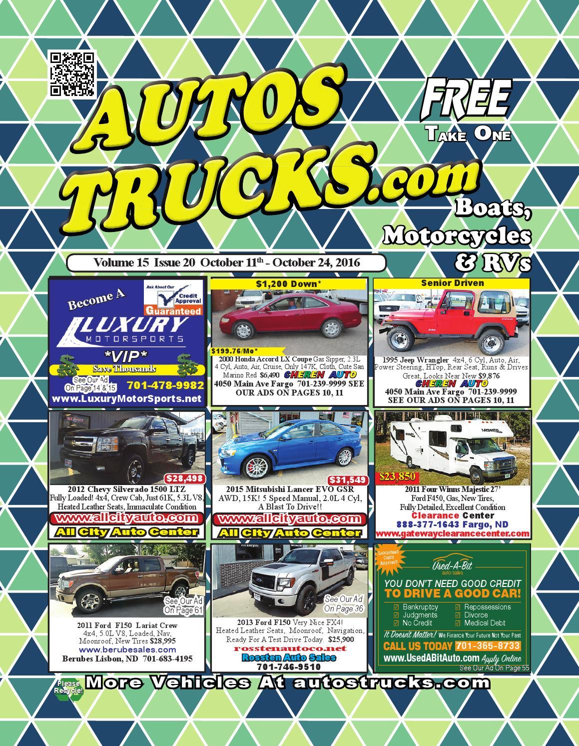 a8e6039cf181 Autos Trucks 15-20 by AUTOS   TRUCKS - issuu