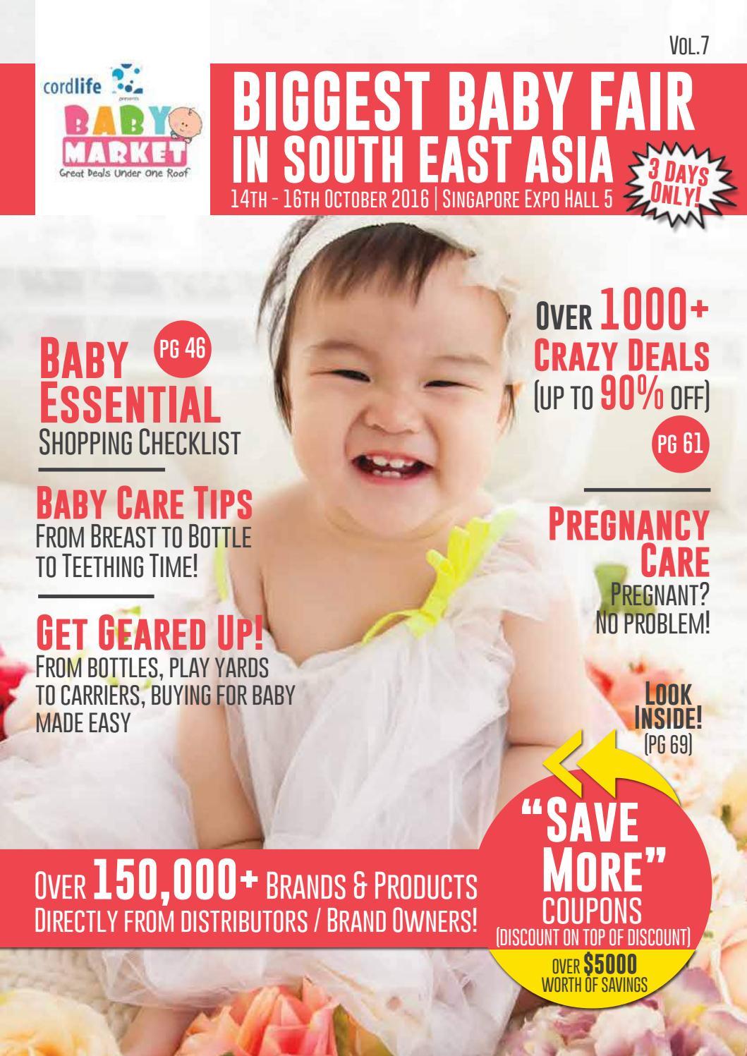 Baby Market Shopping Magazine October by Mummys Market - issuu