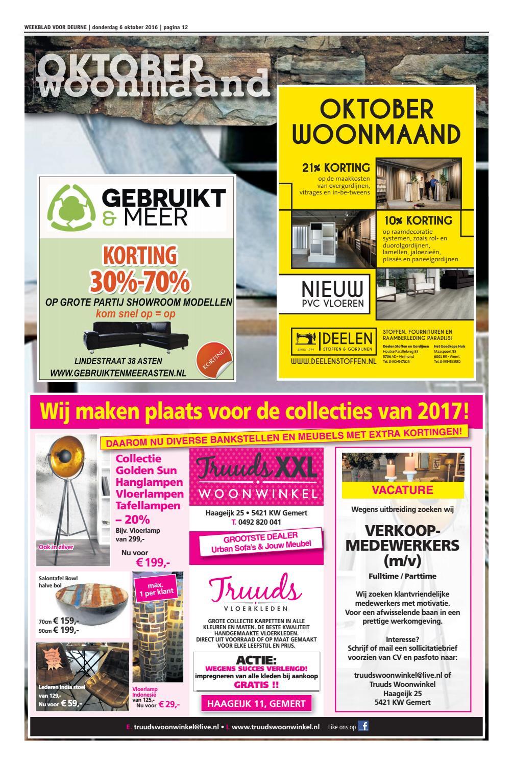 Weekblad voor Deurne wk40 by Das Publishers! - issuu