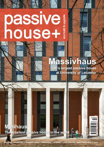 Pro Future Massivhaus passive house plus issue 18 uk edition by passive house plus issuu