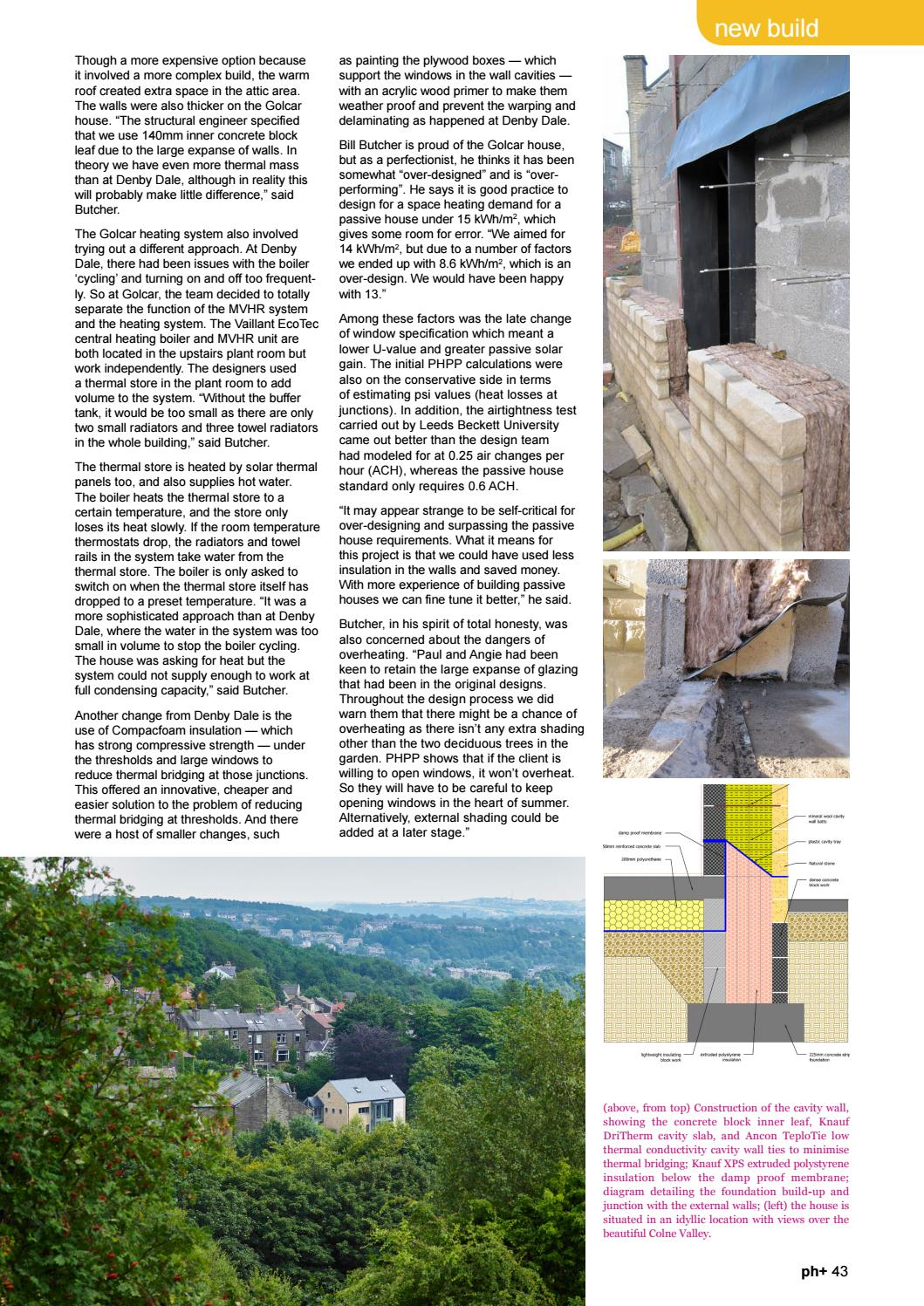 Passive house plus issue 18 (uk edition) by Passive House