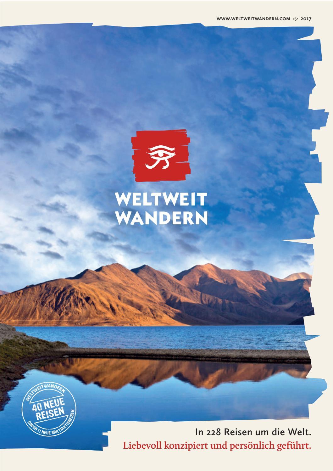 By Reisekatalog By Reisekatalog Weltweitwandern Issuu 2017 2017 Weltweitwandern Issuu Weltweitwandern 5AL34Rj