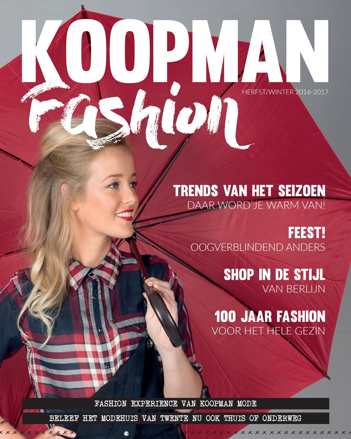 81d26b54d42274 Magazine koopman by Koopman Mode - issuu