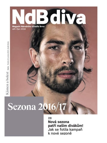 NdB DIVA - září říjen 2016 by National theatre Brno - issuu 5d3f2f08fd