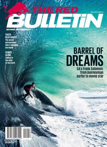 The Red Bulletin November 2016 - ZA by Red Bull Media House - issuu 08745122785