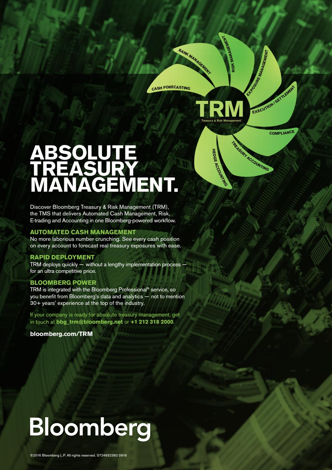 Treasury Management Systems Guide 2016/2017 by bobsguide - issuu