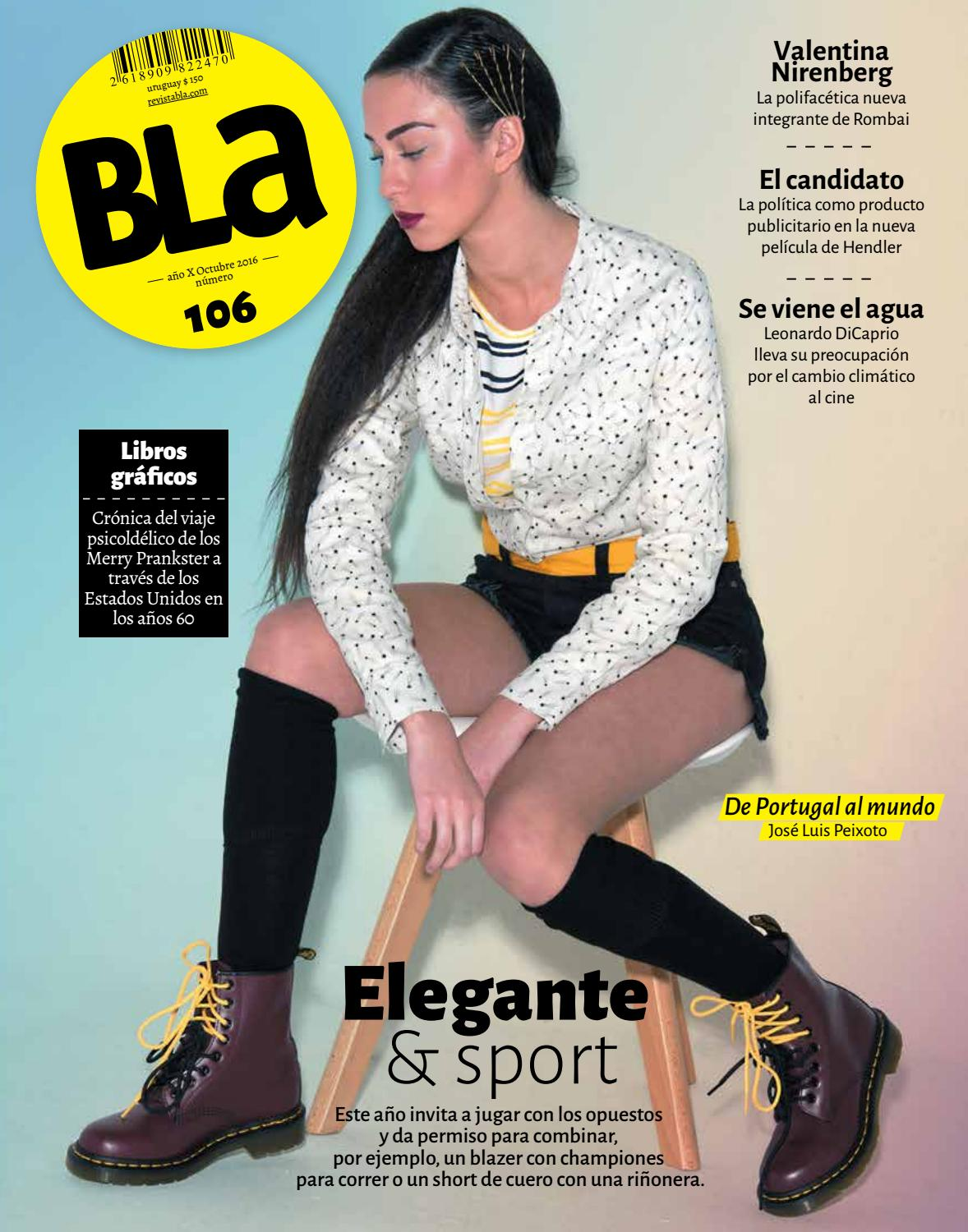 super popular 257b0 525bb BLa 106 by Editorial BLa - issuu