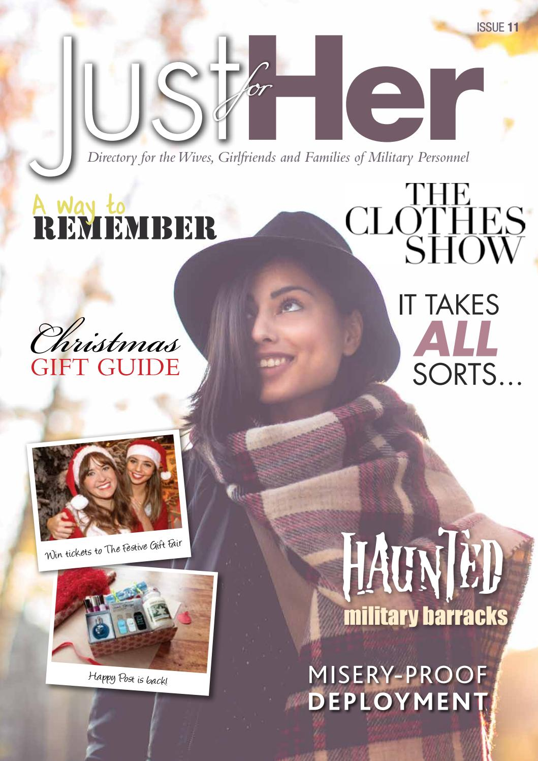 Just For Her Issue 11 By Forces Corporate Publishing Ltd Issuu