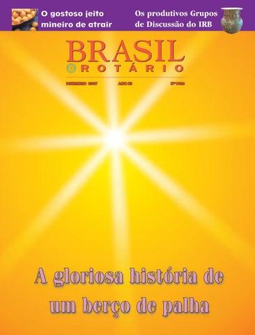 1026 - Brasil Rotário - Dezembro de 2007 by Revista Rotary Brasil ... 1c825583d2f