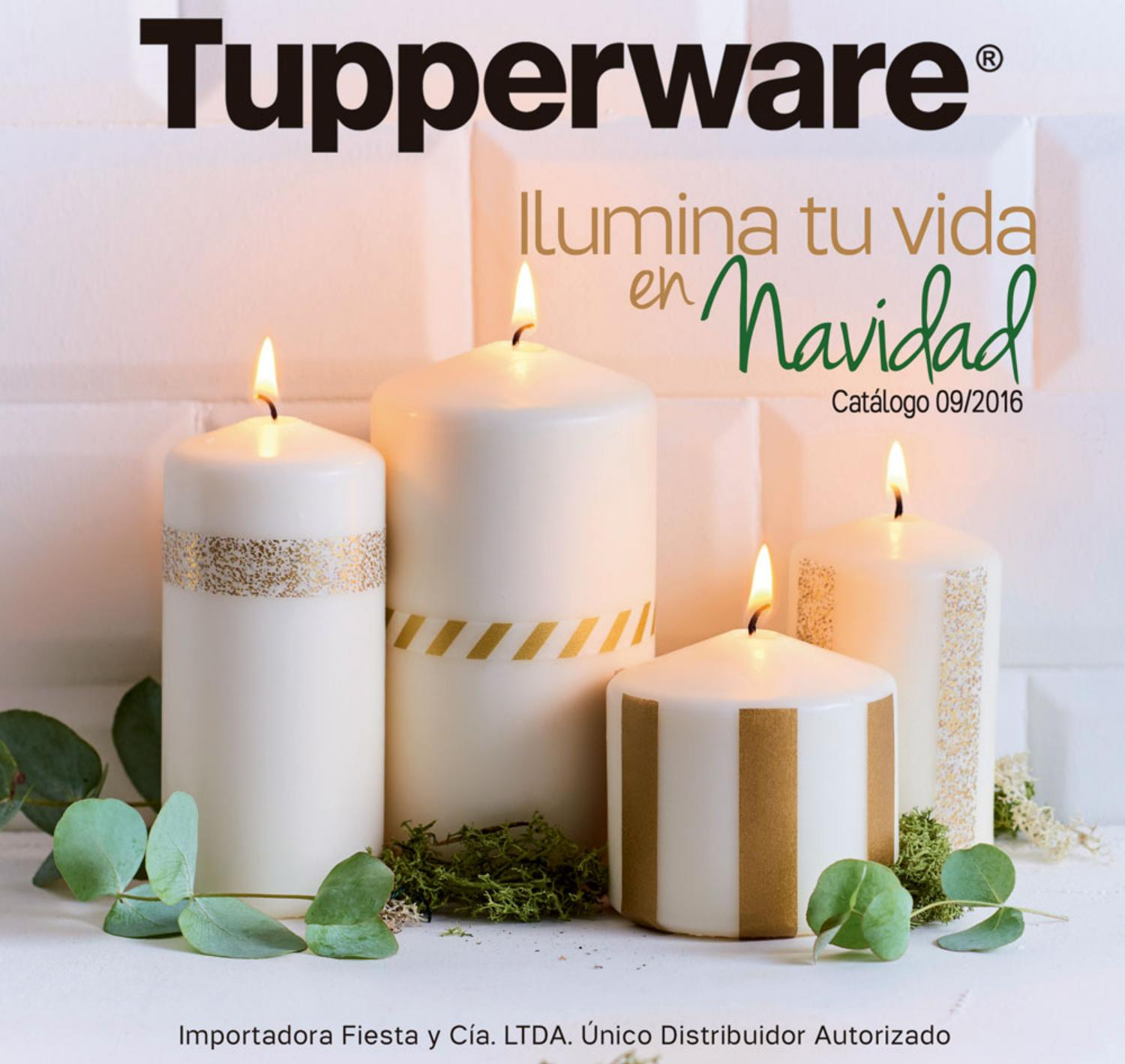 catalogo 3 by tupperware importadora fiesta issuu catalogo no 9 2016