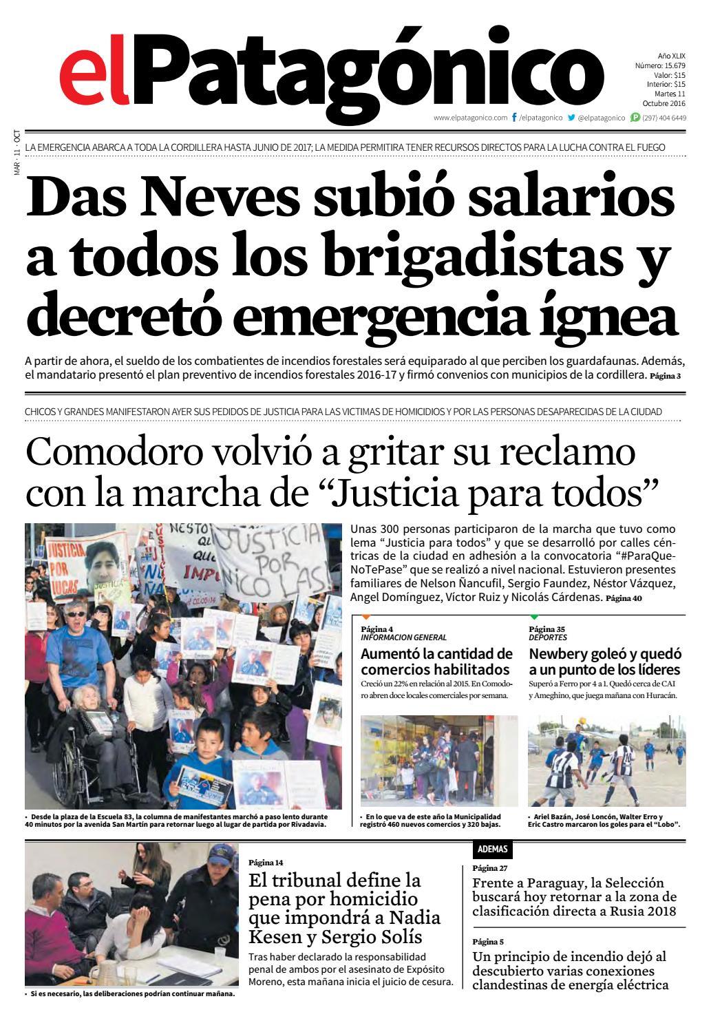 edicion230210102016.pdf by El Patagonico - issuu