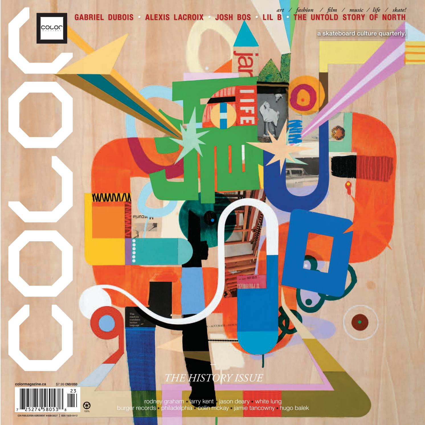 Volume 10, Number 3 by Color Magazine - issuu