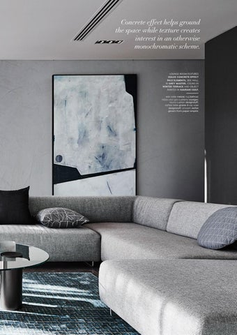 Antidote A Colour Cure Trends By Dulux Australia Issuu