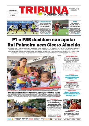 51a14296fa Edição número 2753 - 11 de outubro de 2016 by Tribuna Hoje - issuu