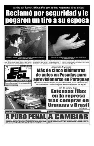Diario El Sol (Martes 11 octubre 2016) by Diario El Sol - issuu 91459a5c3576