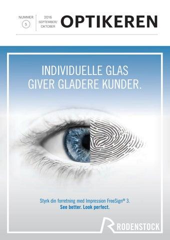 2bcde0276 Optikeren 05 16 by Danmarks Optikerforening - issuu