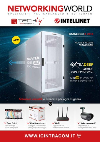 Cavo Ethernet Cavo Patch Cat5e Blu Rj45 Attacco A Rj45 Plug 3 M