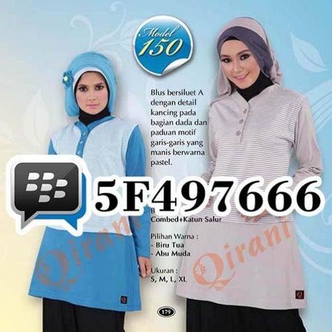 Hp 0857 3173 0007 Gamis Qirani Model 112 By Aufa H Irdine Issuu