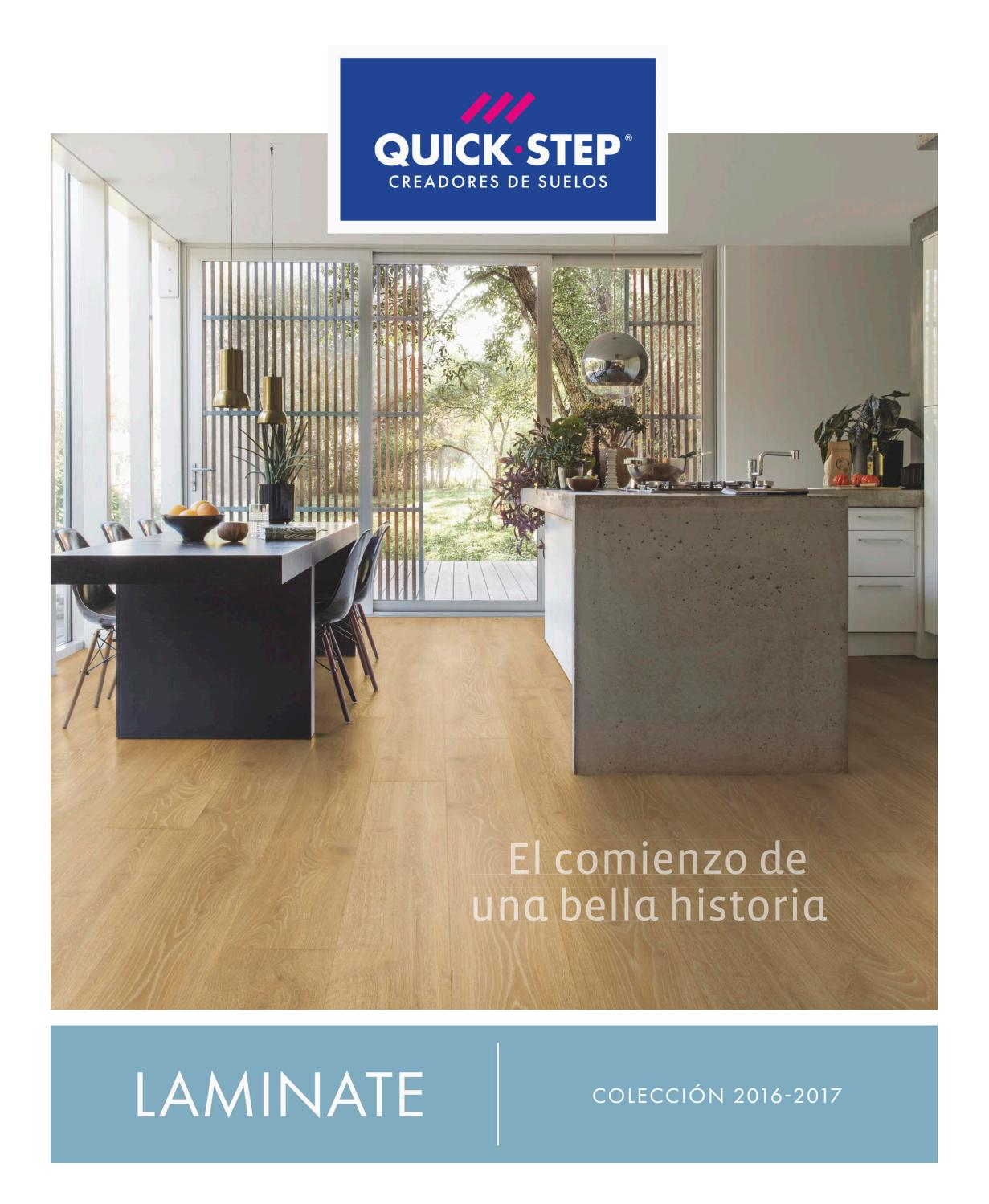 QUICK STEP QUICK STEP CLASSIC 8 mm CAJA 1,596 M2 CLM 1291 Roble Blanqueado Blanco