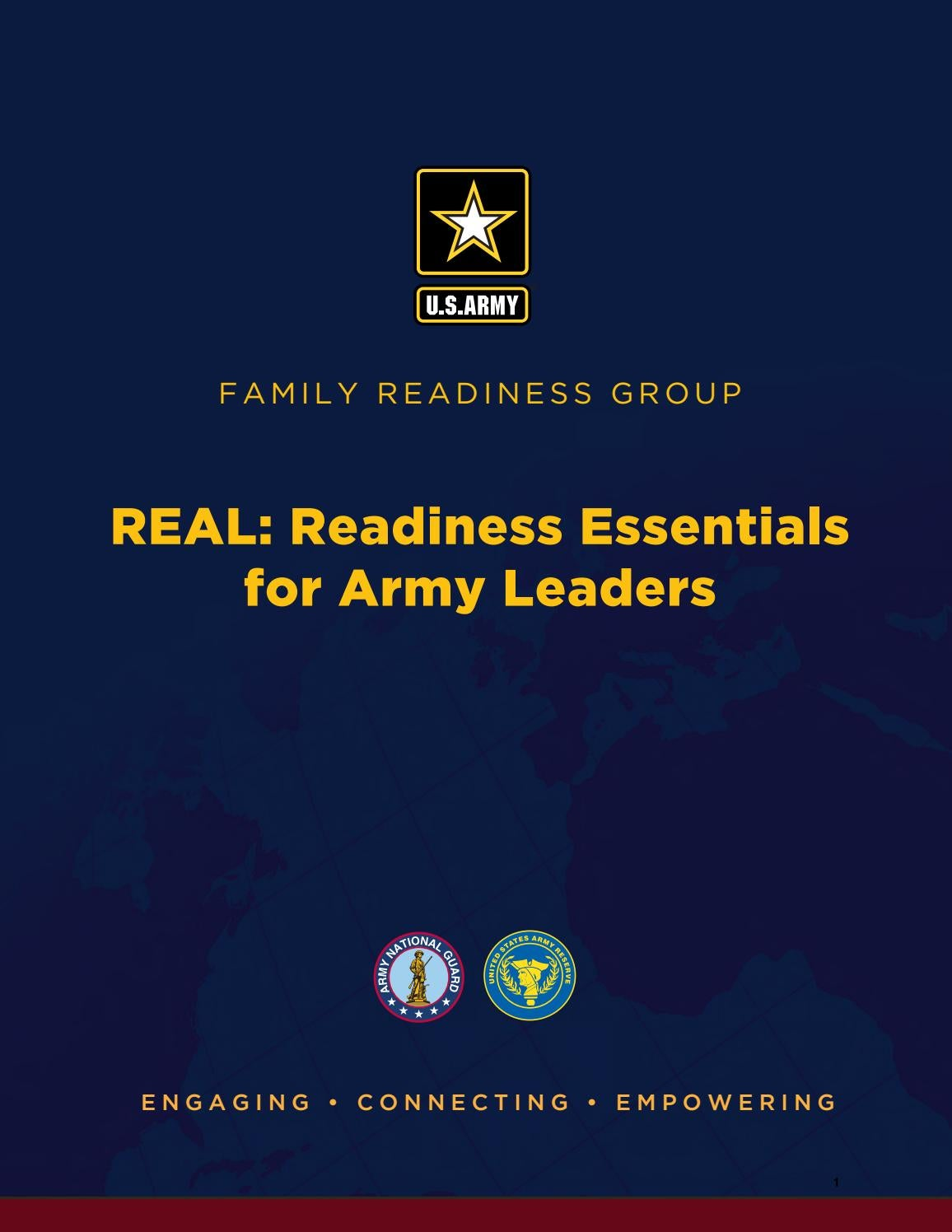 Real readiness essentials for army leaders 2016 by bavaria marketing real readiness essentials for army leaders 2016 by bavaria marketing issuu nvjuhfo Gallery