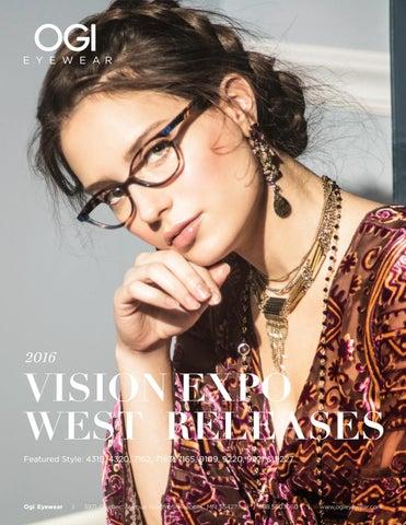 52c25107402 Ogi Eyewear February 2016 Releases by Ogi Eyewear - issuu