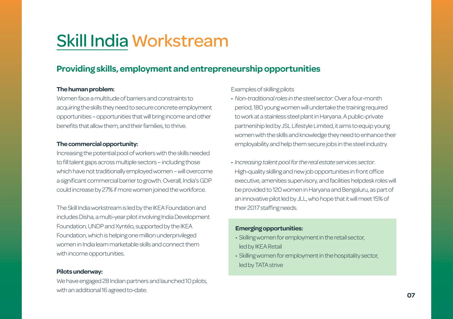 India 2022: a coalition for business-led action by Xynteo