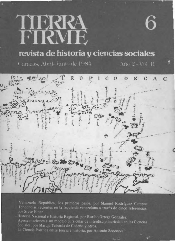 Revista Tierra Firme Nº6 by Tierra Firme - Revista - issuu