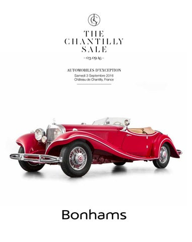 5e09074029c The Chantilly Sale 2016 by guido maraspin - issuu