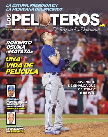 REVISTA LOS PELOTEROS 11 by Simón Macías Páez - issuu d8756b76c23