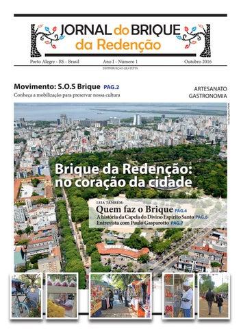 a47bc0e6e72 JORNAL do BRIQUE da Redenção Porto Alegre - RS - Brasil